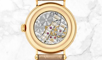 Patek Philippe Complications 7121J-001 Moon Phases Yellow Gold Diamond Bezel