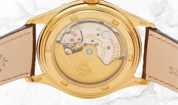Patek Philippe Complications 5146J-001 Annual Calendar, Moon Phases Yellow Gold