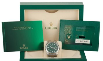 Rolex Rolex Oyster Perpetual 41 Watch 124300-0005