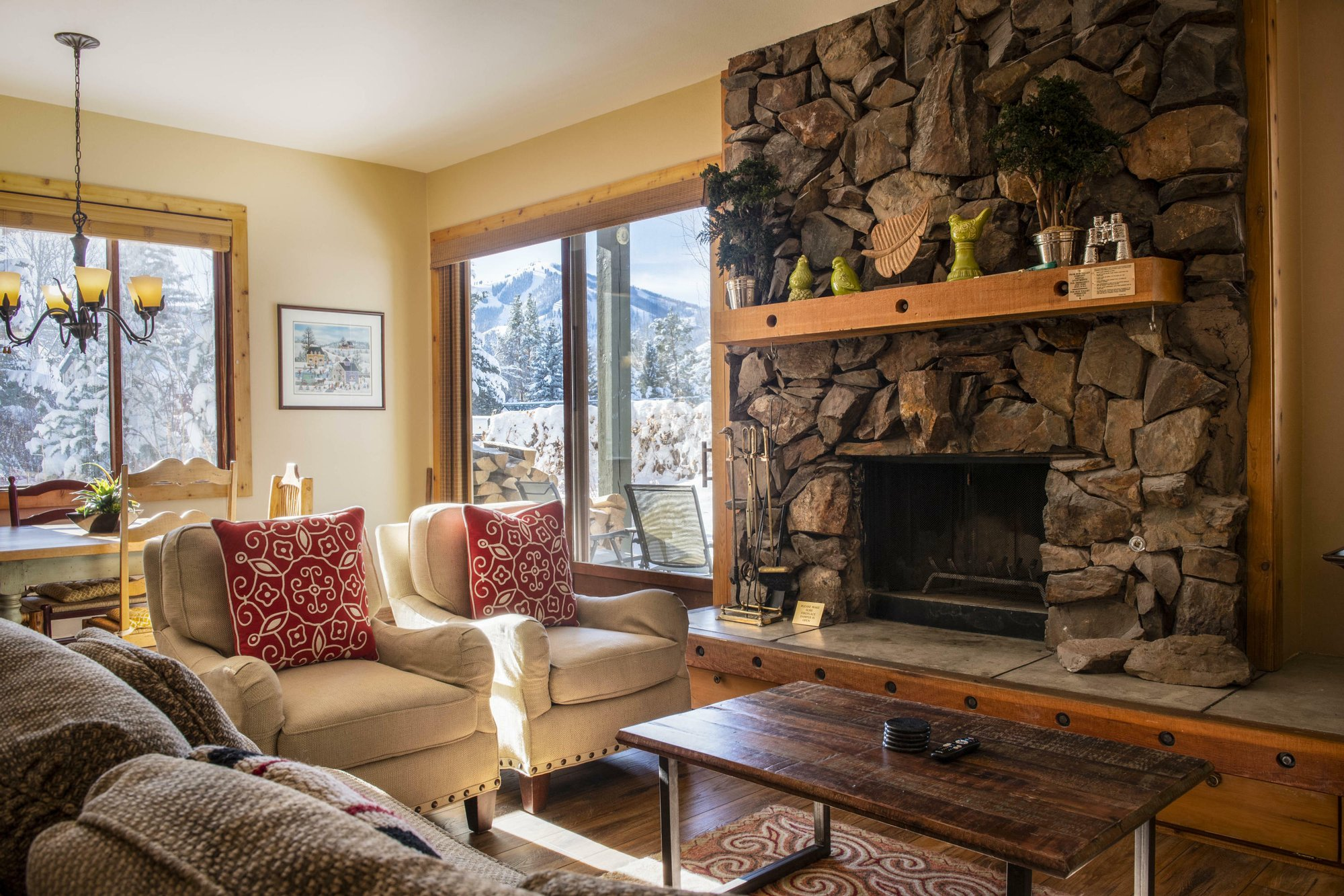 Apartment in Sun Valley, Idaho, United States 1