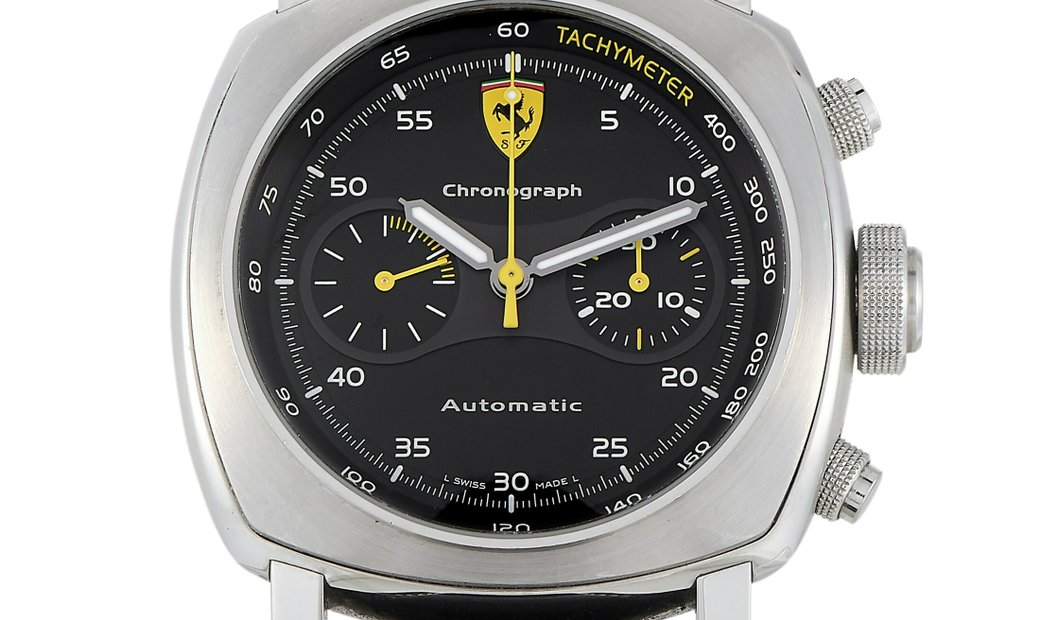 Officine Panerai Officine Panerai Ferrari Scuderia Chronograph Watch Model FER00008