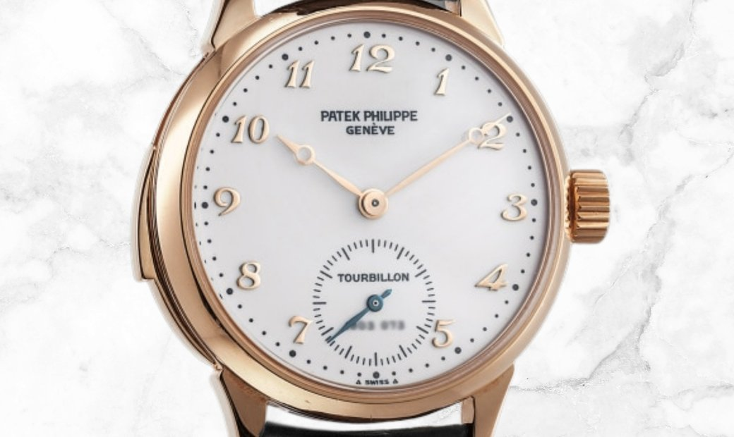 Patek Philippe Grand Complications 3939HR-001 Minute Repeater Tourbillon in Rose Gold