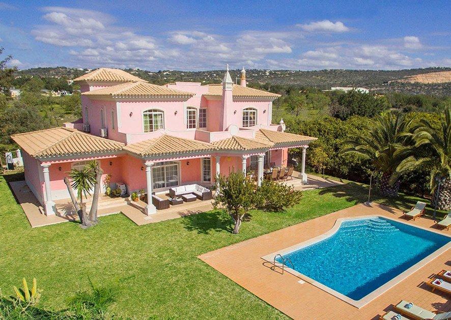 Вилла в Boliqueime, Фару, Португалия 1 - 11255447