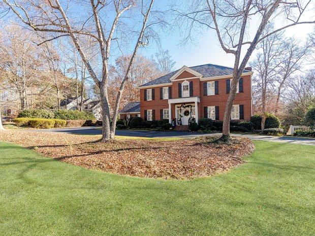 House in Vinings, Georgia, United States 1