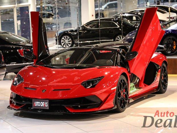 2020 Lamborghini Aventador SVJ (11256715)