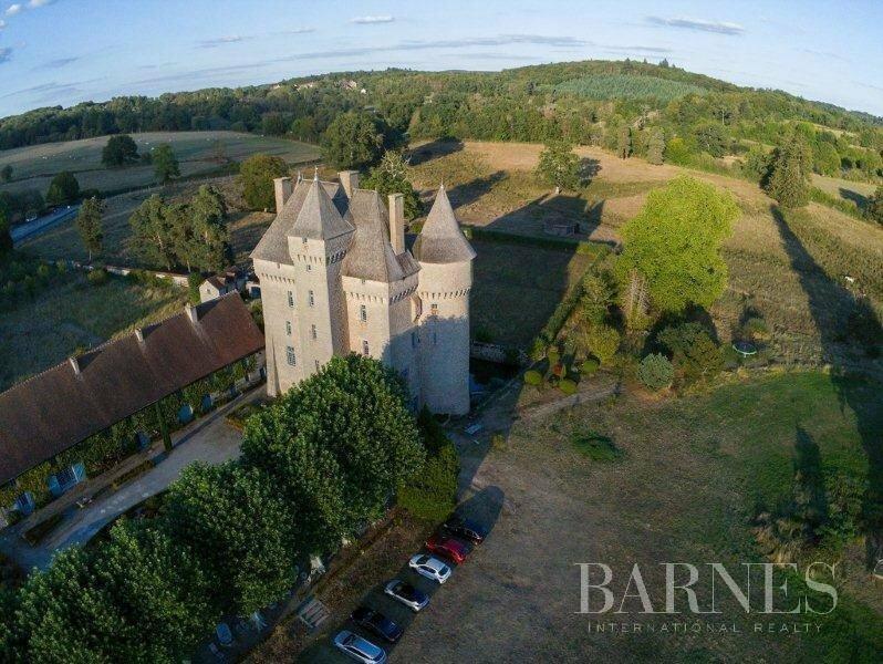 Castle in Couzeix, Nouvelle-Aquitaine, France 1 - 11255739