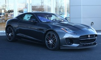 Jaguar F-TYPE Checkered Flag Coupe