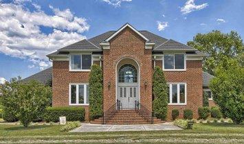 Huis in Ninety Six, South Carolina, Verenigde Staten 1