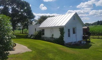 House in Sparta, Wisconsin, United States 1