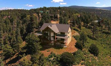 House in Angel Fire, New Mexico, United States 1