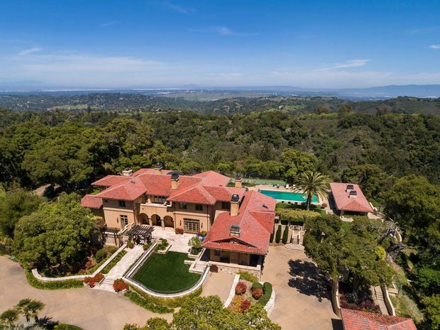 House in Portola Valley, California, United States 1