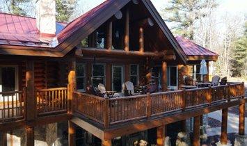 Casa en Indian River, Míchigan, Estados Unidos 1