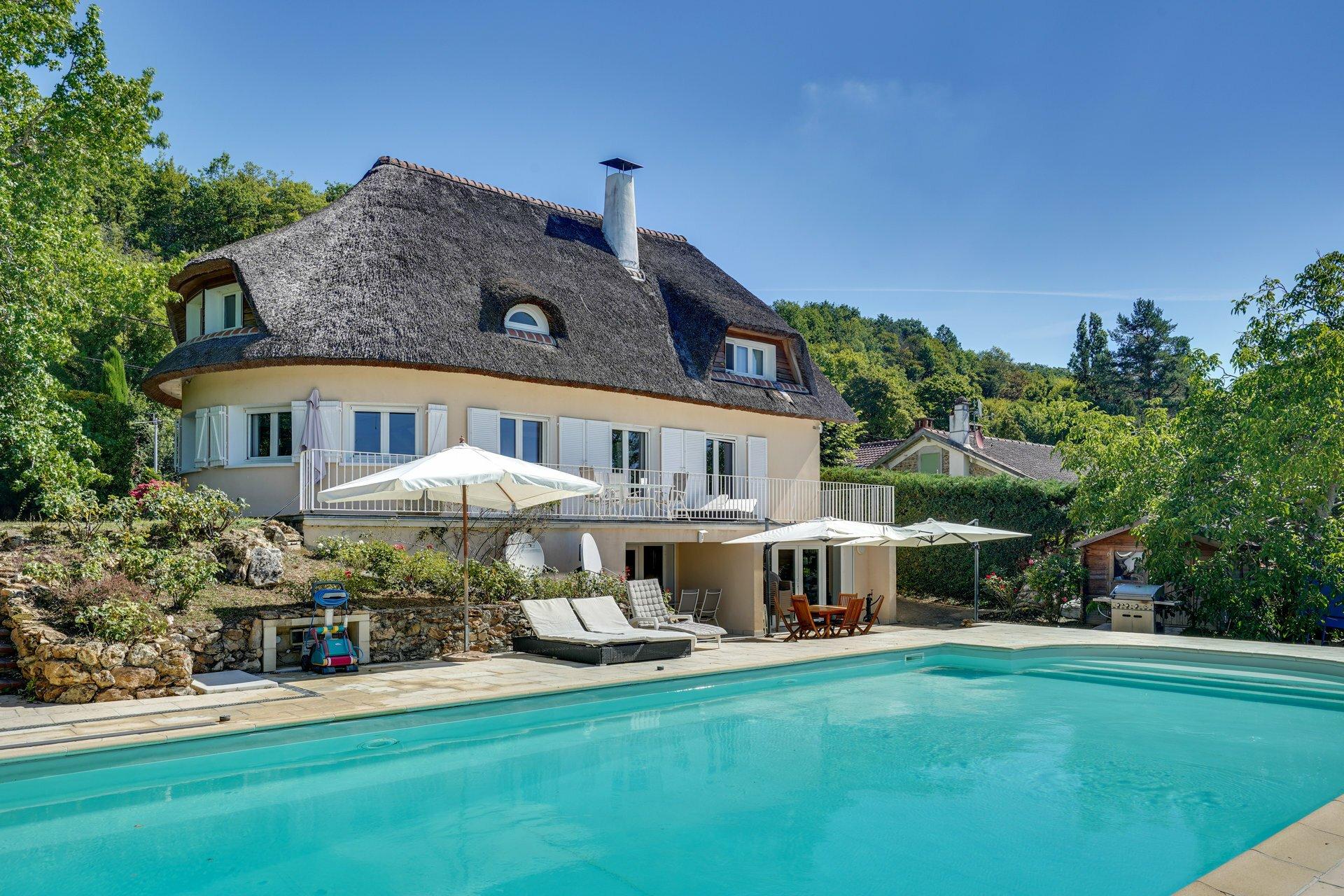 House in Seine-Port, Île-de-France, France 1