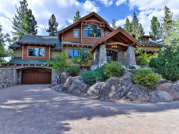 House in Portola, California, United States 1