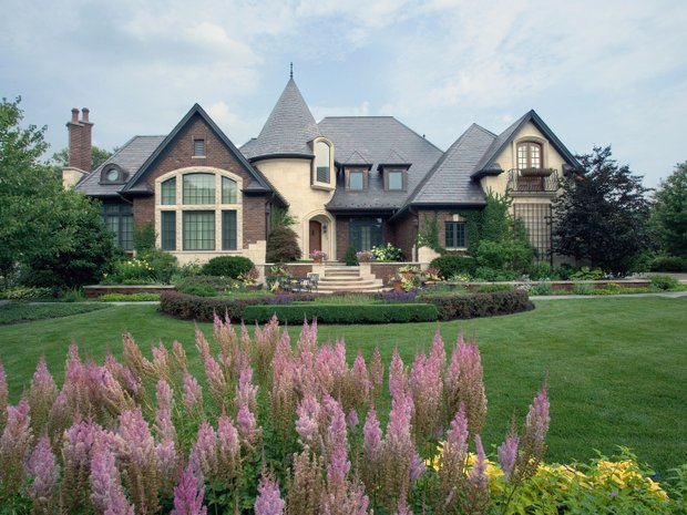 House in Burr Ridge, Illinois, United States 1