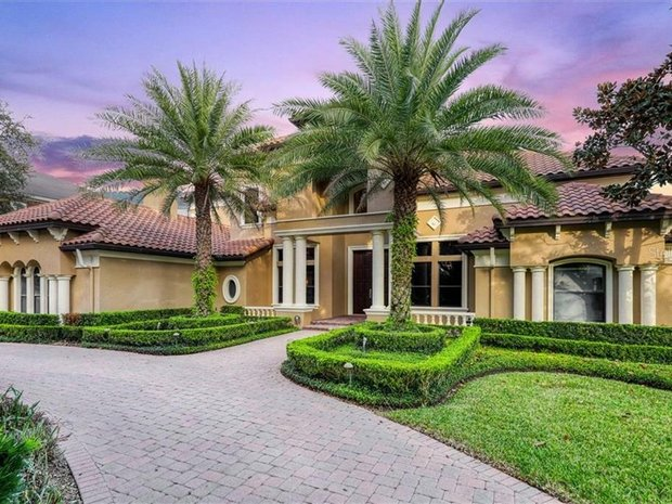 House in Palm Harbor, Florida, United States 1