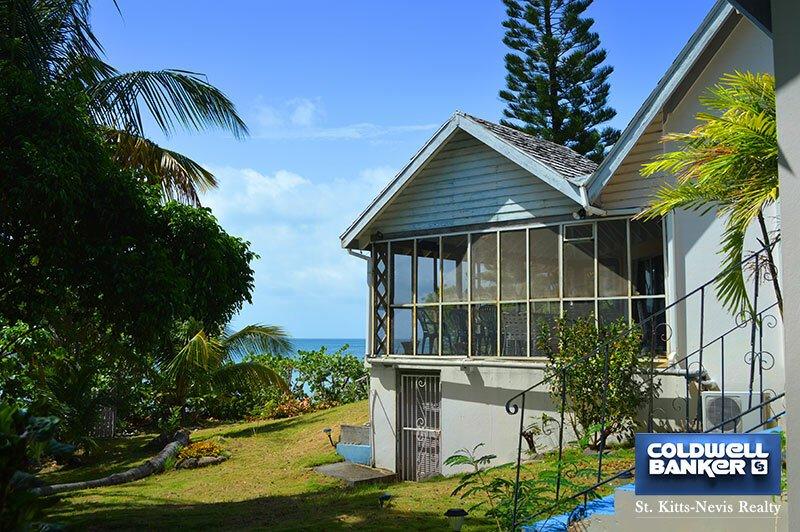 House in Cliftons, Saint James Windward Parish, Saint Kitts and Nevis 1