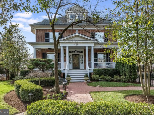 House in Annapolis, Maryland, United States 1