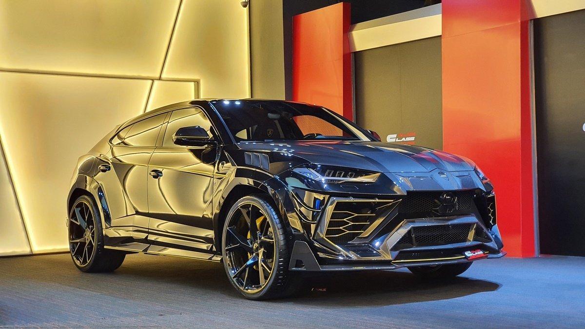 2021 Lamborghini Urus In Dubai United Arab Emirates For Sale 11267755