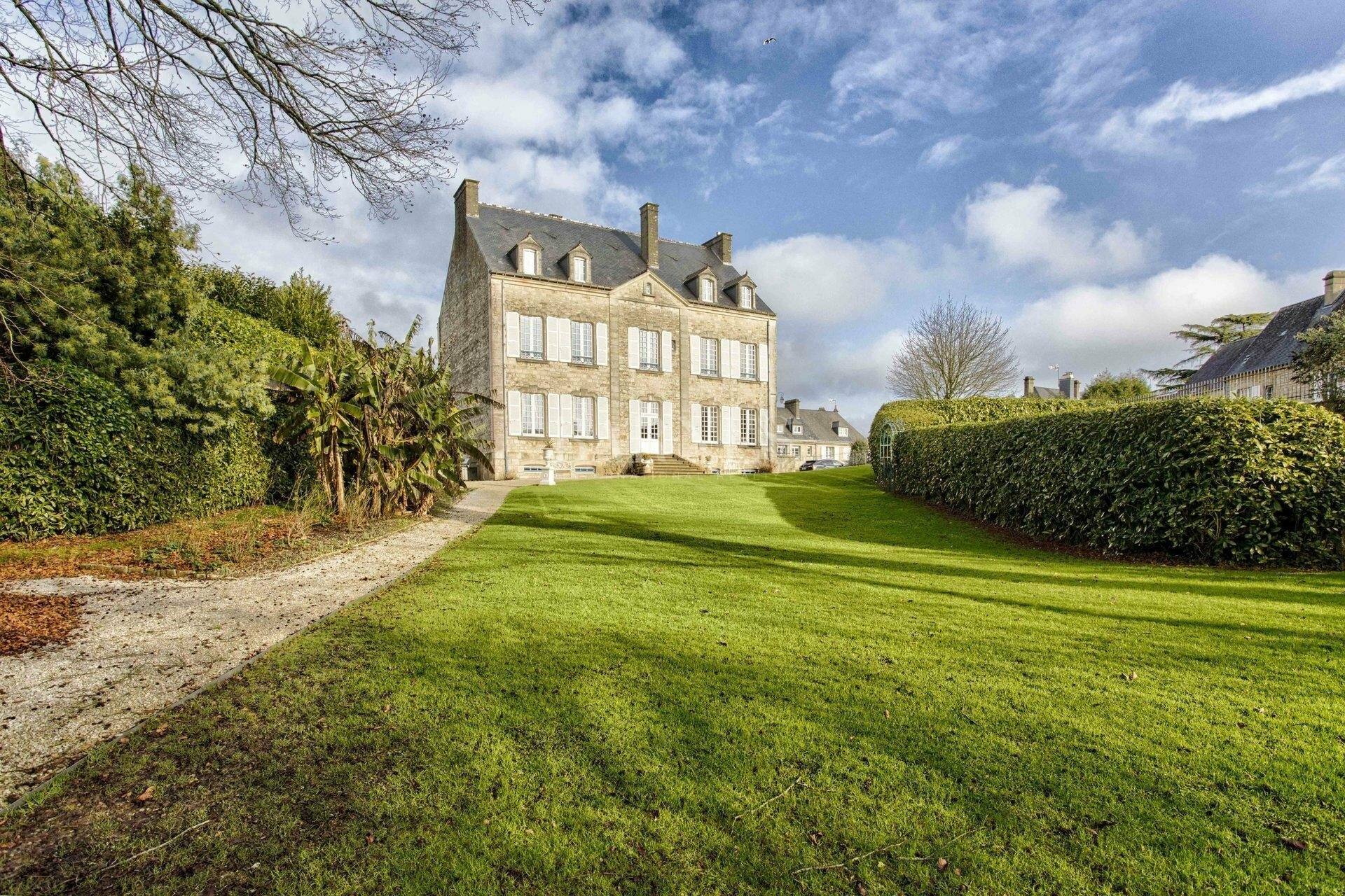 House in Valognes, Normandy, France 1