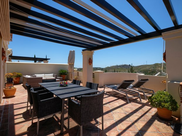 Penthouse in Benahavís, Andalusia, Spain 1