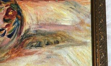 A Painting By Pierre-Auguste Renoir