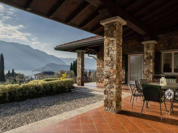 Villa in Tremezzo, Lombardy, Italy 1