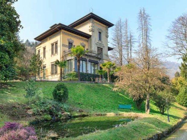 Villa in Stresa, Piedmont, Italy 1