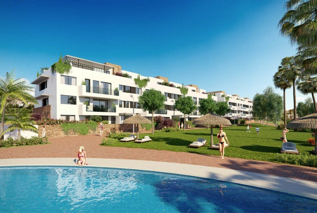 Apartment in La Cala de Mijas, Andalusia, Spain 1 - 11269468