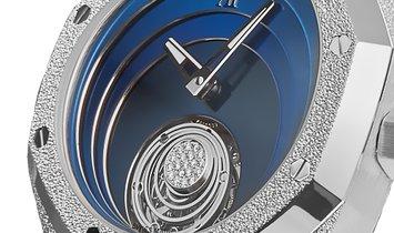 Audemars Piguet Royal Oak Concept Frosted Gold Flying Tourbillon Watch 26630BC.GG.D326CR.01