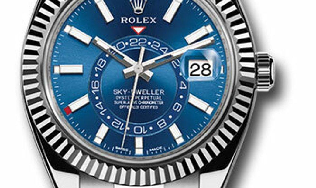 ROLEXOYSTERPERPETUALSKY-DWELLER326934BL