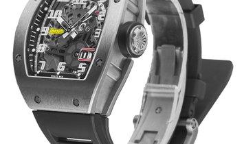 Richard Mille RM029 Titanium Oversized Date Automatic Watch RM029