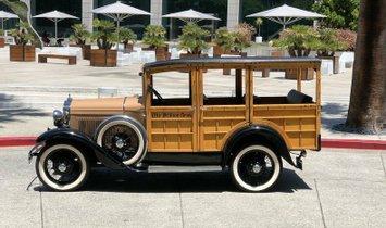 1930 Ford Station Wagon