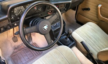 1980 BMW 320i