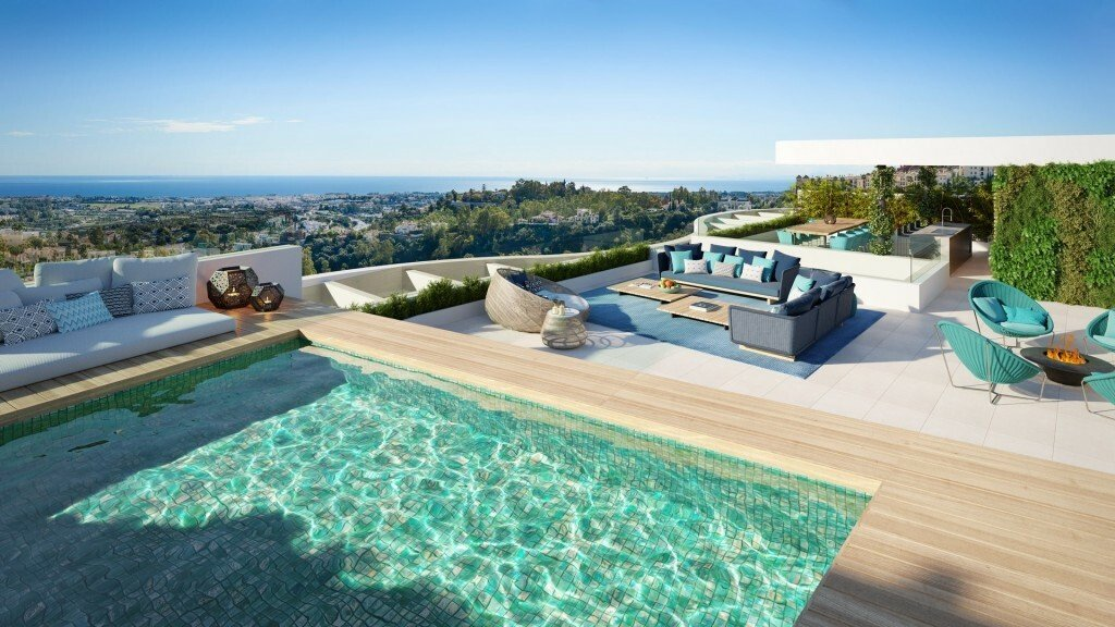 Penthouse in Marbella, Andalusia, Spain 1 - 11270135
