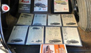 1950 Nash Ambassador Super