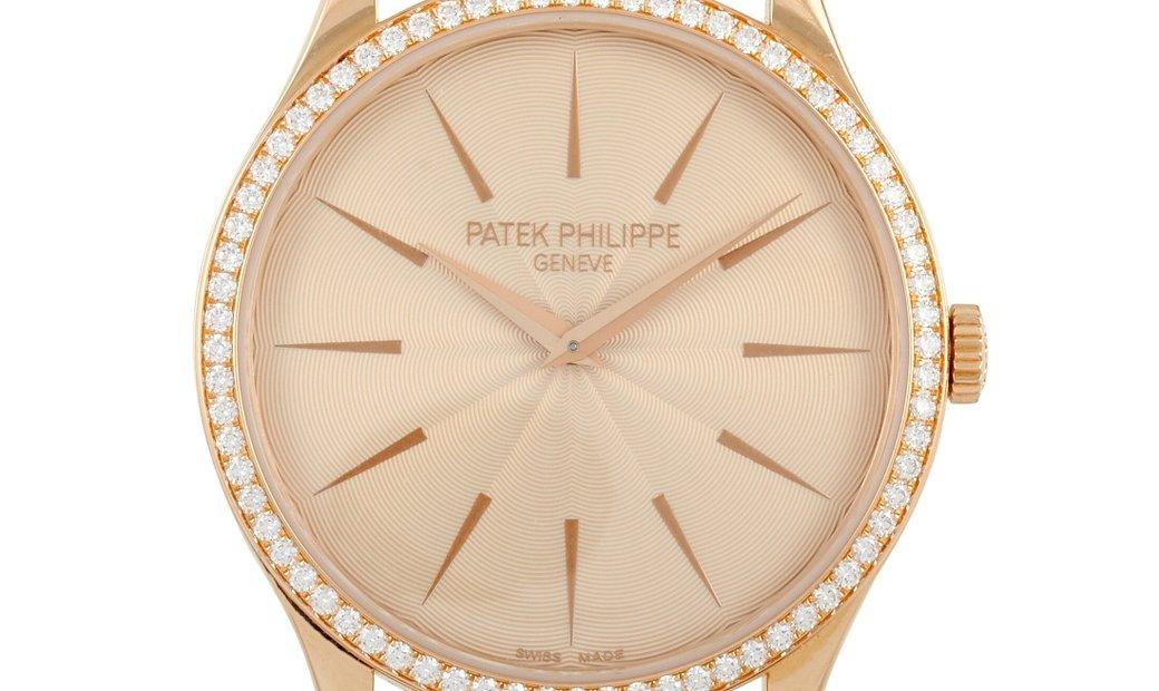 Patek Philippe Patek Philippe Calatrava 33mm Watch 4897R-010