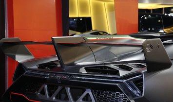 2014 Lamborghini Veneno