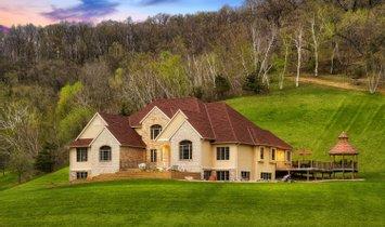 Casa en West Salem, Wisconsin, Estados Unidos 1
