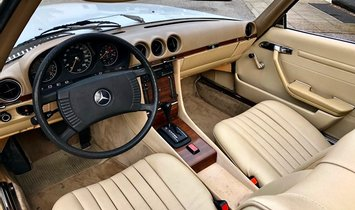 1978 Mercedes-Benz SL 280