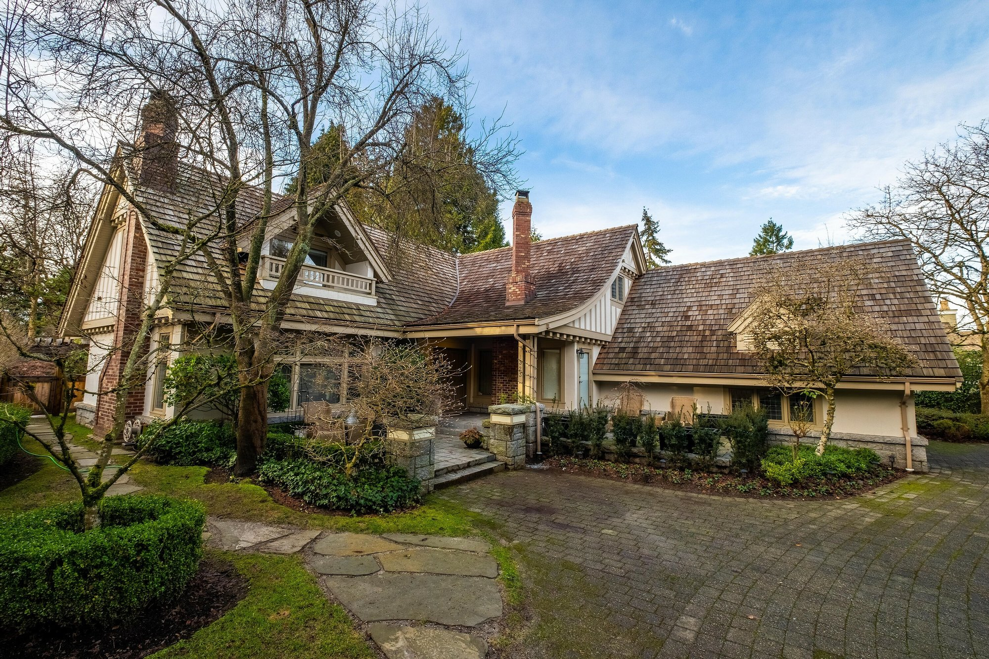 House in Vancouver, British Columbia, Canada 1
