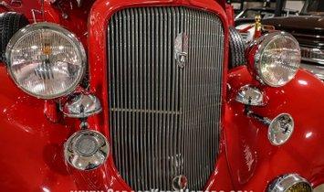 1934 Plymouth Model PE
