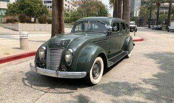 1937 Chrysler 8 Airflow C14