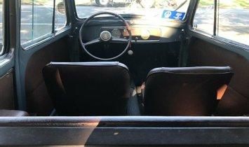 1954 Fiat 500 C Topolino Giardiniera