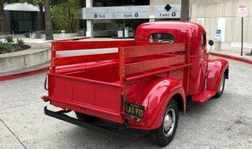 1949 International  Harvester KB1