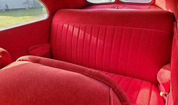 1939 Ford 2 DOOR SEDAN 91A