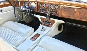 1963 Jaguar Mark X