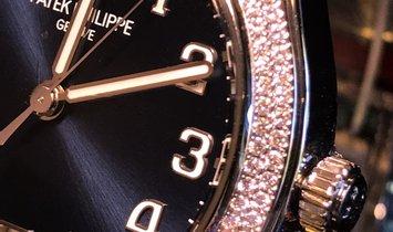 Patek Philippe Twenty-4 Ladies Diamond Bezel