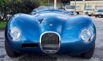 1969 Jaguar C-Type