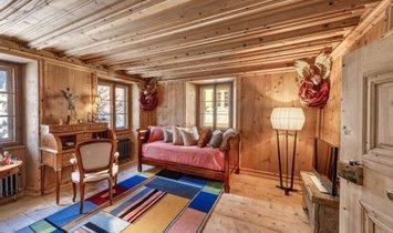 Apartment in Pontresina, Grisons, Switzerland 1